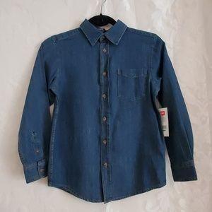 Wrangler Jean shirt